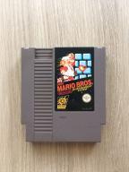 Super Mario Bros Nintendo NES 1985