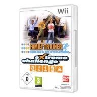 FAMILY TRAINER EXTREME CHALLENGE GWARANCJA !!! Wii