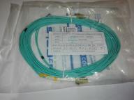 Patchcord światłowodowy LC-LC duplex OM3 50/125 5m