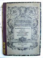 ANTYKWARNIA WARSZAWSKA katalog 1914 NUMIZMATYKA