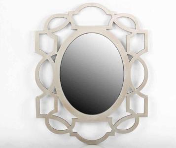 Lustro Dekoracyjne Nowojorski Glamour Art Deco 5705740744