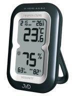 Termometr Higrometr JVD T9230.1 Pamięć Alarmy