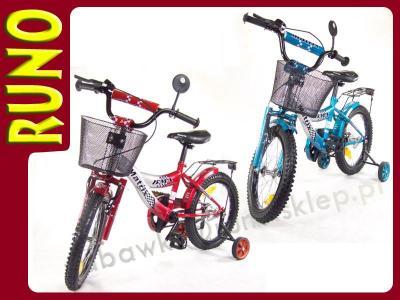 ROWER rowerki rowery MATRIX 16 cali dla  5-6 latka