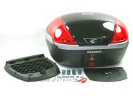 Kufer motocyklowy COOCASE REFLEX V50 Basic-OKAZJA!
