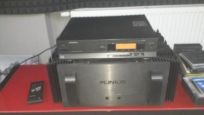 GRUNDIG CD-3000 z lampą TESLA wybitny analog PROMO