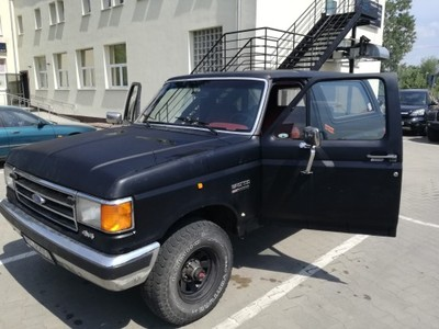 Ogromnie ford 7 w kategorii Zabytkowe warszawa Używany w Oficjalnym UT59
