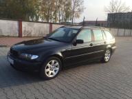 BMW 3 E46 2.0D 150 km 2002 TOURING