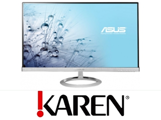 Monitor 27' Asus MX279H LED IPS od Karen