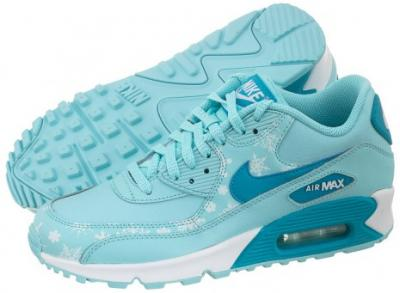 Buty Nike Air Max 90 Premium Leather (GS) 724871 001