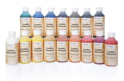 FARBA DO SKÓRY 74 kolory 250 ml FURNITURE CLINIC