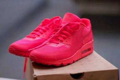 3797d99fe0c NIKE AIR MAX 90 HYPERFUSE 454446-600 SOLAR RED (M) - 4815989667 ...