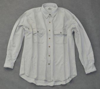 VAN HEUSEN koszula męska jeansowa beżowa Xl 43 6106826960  9bTc4
