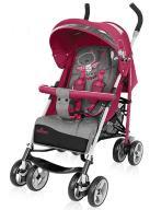BABY DESIGN wózek TRAVEL QUICK kolor 08 FUKSJA