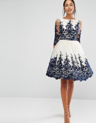d8aa70d4b4 Chi Chi London koronka sukienka wesele