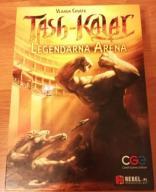 Tash kalar + wieczny mróz