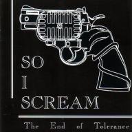 SO I SCREAM End Of Tolerance ENERGETYCZNY Metal PL