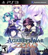 Record of Agarest War Zero - PS3 Użw Game Over KRK