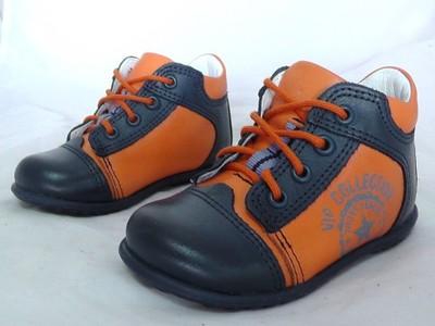 Buty dziecięce roczki EMEL 2069 14, r. 22 6483981498