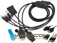 KABEL VGA DO PS3/Wii 480P/720P/1080I/1080P