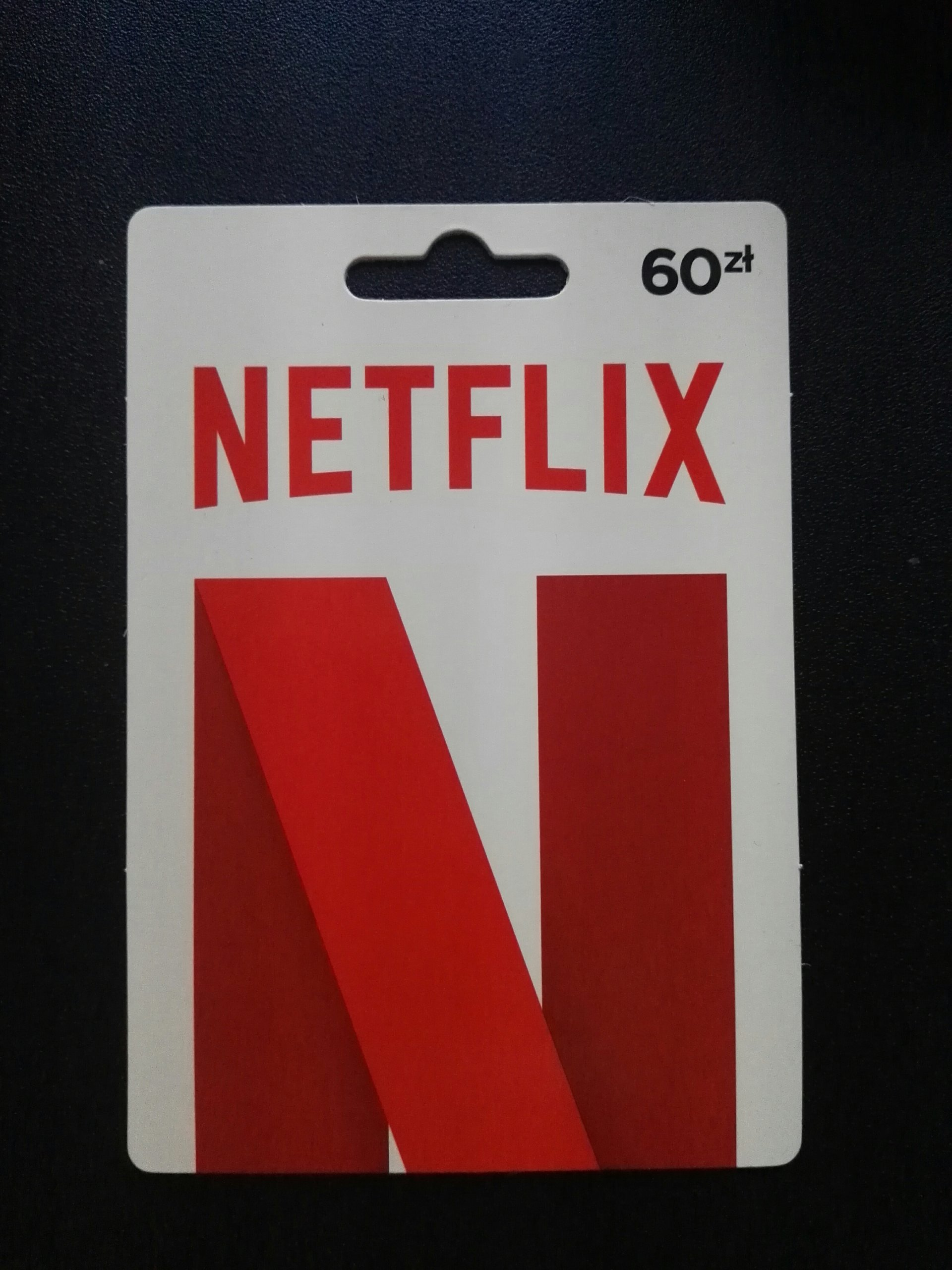 Karta Podarunkowa Netflix 60 Zl Kod 7070150355 Oficjalne Archiwum Allegro