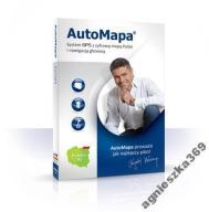 AutoMapa POLSKA XL PL - NAJNOWSZA Auto Mapa BOX