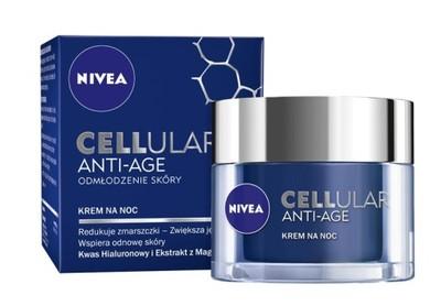 Nivea Cellular Anty-Age Krem przeciwzmarszczkowy n