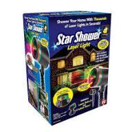 STAR SHOWER LASEROWY PROJEKTOR REFLEKTOR