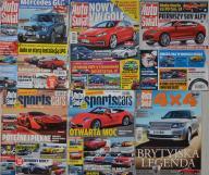 = AUTO ŚWIAT 10 numerów 2012-2014 SUV Opel Ford =