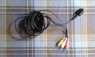 Kabel A/V (Audio/Video) do Playstation 1 i 2