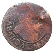 Francja - moneta - Doble Tournois 1634 - 2 -RZADKA