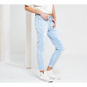 Spodnie boyfriend jeans Reserved 38 M