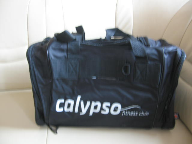 b6bae46877c09 CALYPSO torba sportowa silownia NOWA okazja - 7051903551 - oficjalne ...