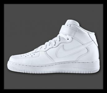 new concept fd29a c19e5 BUTY NIKE AIR FORCE 1 ONE MID R. 36 - 44 OKAZJA (6007514635)