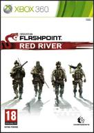 Operation Flashpoint: Red River_XBOX 360_PŁYTA
