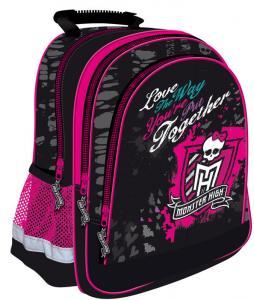 c4534a4f0f913 Duży plecak szkolny Monster High 4 St. Majewski - 3383670853 ...