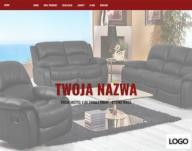 Strona WWW RED SR01 Landing Page + Domena