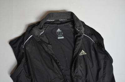 Adidas Kamizelka sportowa czarna Sport FIT M 38