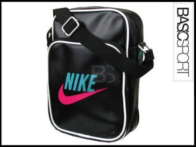 86052354ee942 Torebka Nike BA4270 013 LISTONOSZKA SASZETKA RAMIĘ - 3229394971 ...