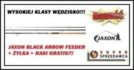 JAXON BLACK ARROW FEEDER 3,60m / 120g + GRATISY!!!