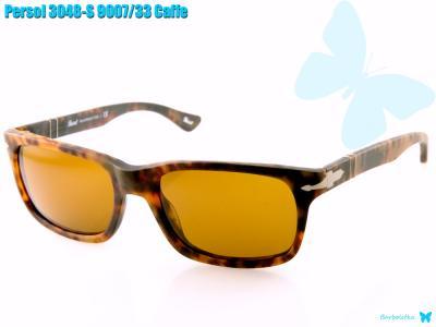 Okulary Persol 3048-S 9007 33 Caffe 55  19 - 5994097525 - oficjalne ... 35074cb38065