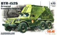 BTR - 152 S Armored Command Vehicle