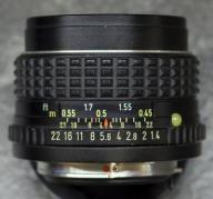 SMC Pentax-M 50mm F1.4 Pentax PK od 1 zł BCM