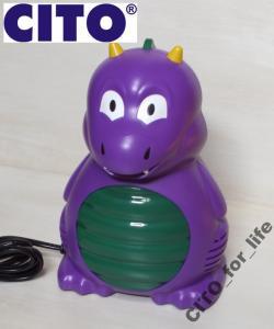Inhalator dla dzieci SMOK WAWELUŚ - TANIO!  POZNAŃ
