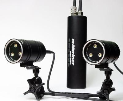 Video i foto Duo LEDOX VFL-2 x 30W poekspozycyjne