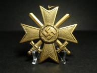 Kriegsverdienstkreuz 2. Klasse KVK. Syg 63