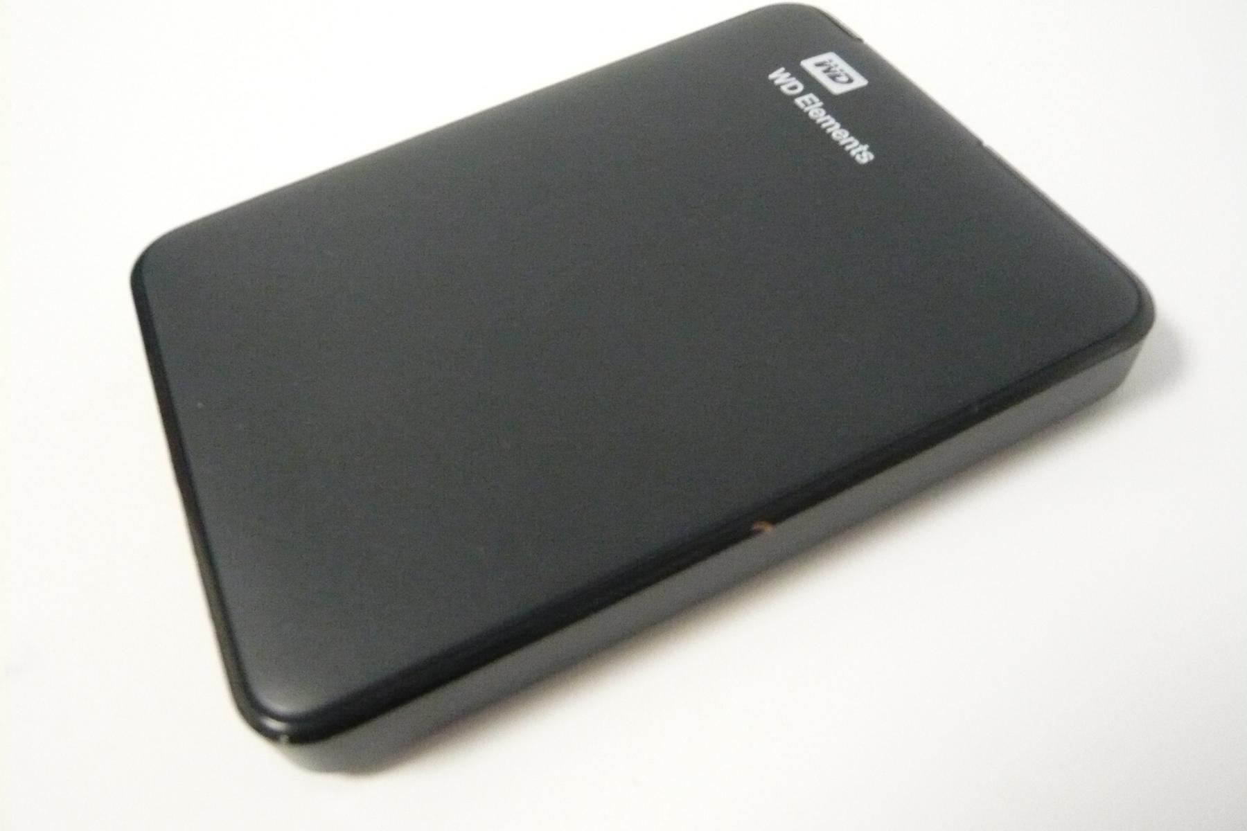 DYSK ZEWNĘTRZNY 750 GB WD ELEMENTS