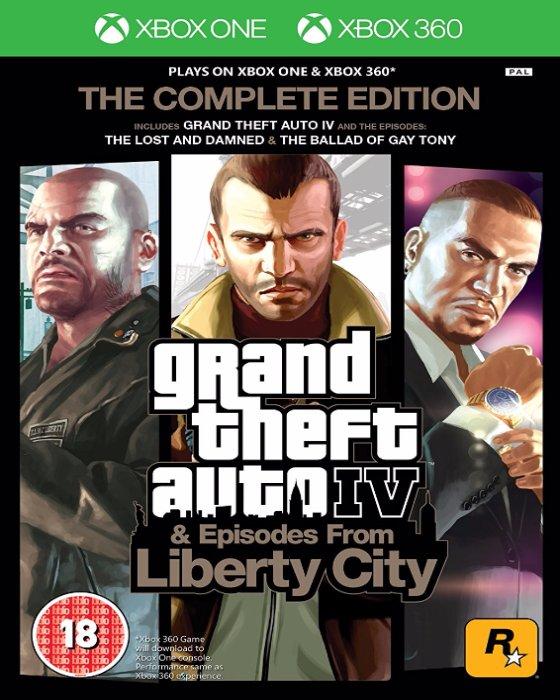 Grand Theft Auto Iv Gta Complete Edition Xbox 24h 7023039301 Oficjalne Archiwum Allegro