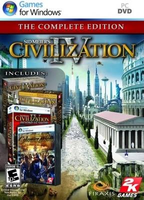SID MEIER'S CIVILIZATION IV 4 COMPLETE KLUCZ STEAM