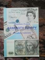 Banknoty europy