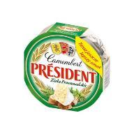 Ser President Camembert Z Ziołami 120g
